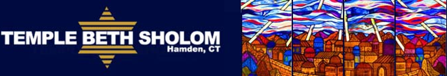 Logo of Temple Beth Sholom